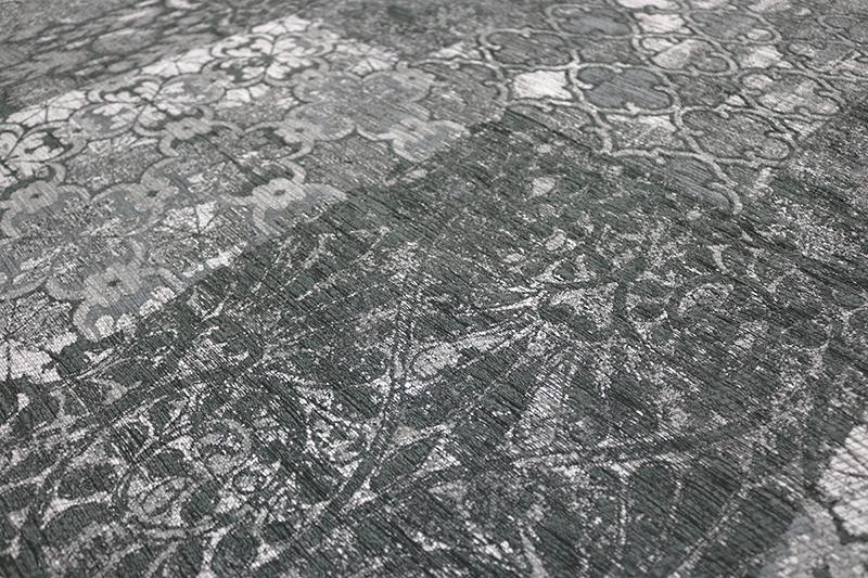 Stunning Silver Terrazzo Detail