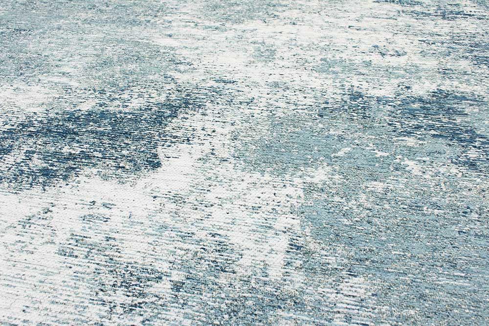 Grunge Denim Blue Detail 1
