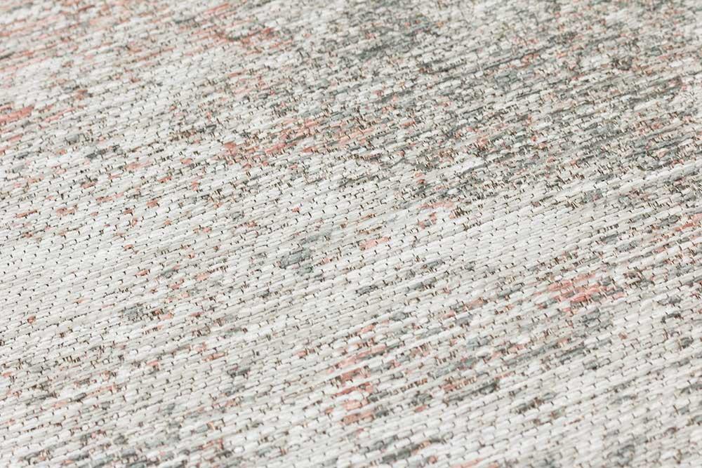 Grunge Grey Flamingo Detail 2